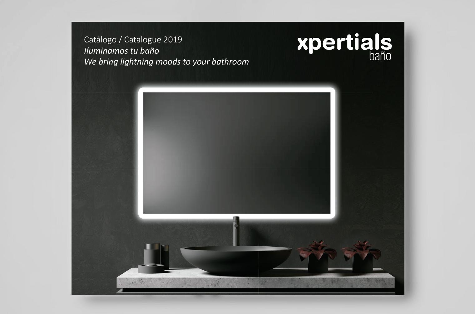 Catalogo espejos LED Espejo luz LED