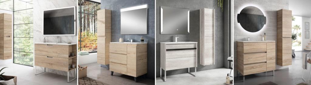 Fabricante de muebles carpinteros 1 1 Espejo luz LED