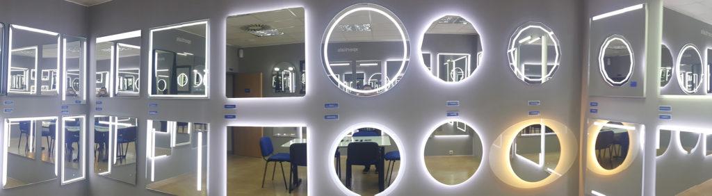 Fabricante de ESPEJOS Espejo luz LED