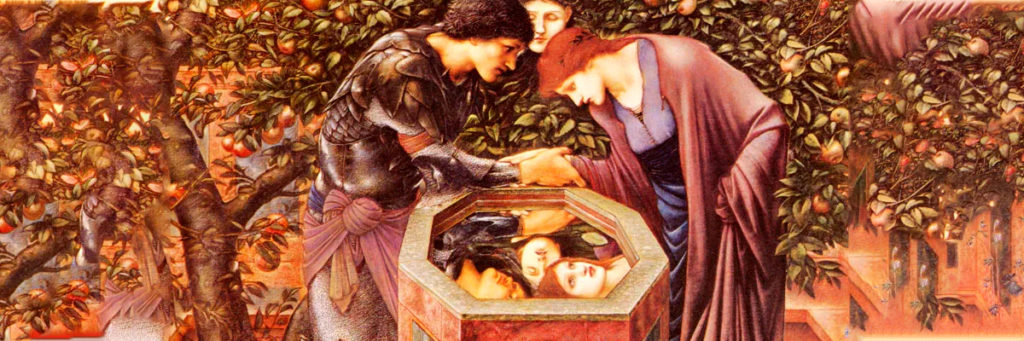 Espejo mitologico 1 Espejo luz LED