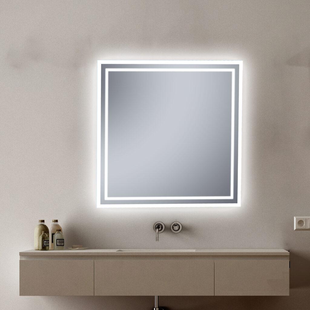 AdobeStock 1389186482 Espejo luz LED