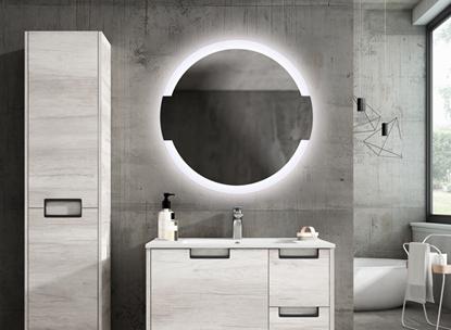 face espejo Espejo luz LED