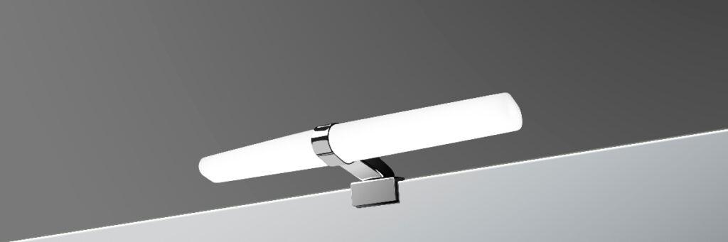 omicron2 Espejo luz LED