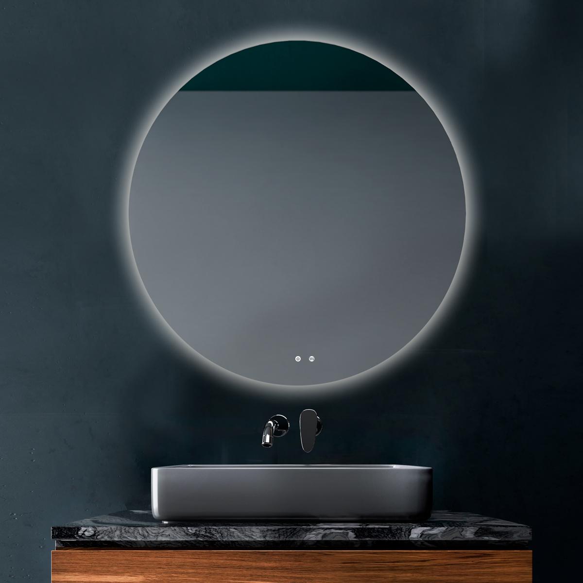 berlin siro Espejo luz LED