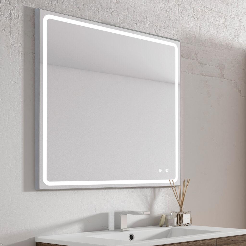 tokio emin Espejo luz LED