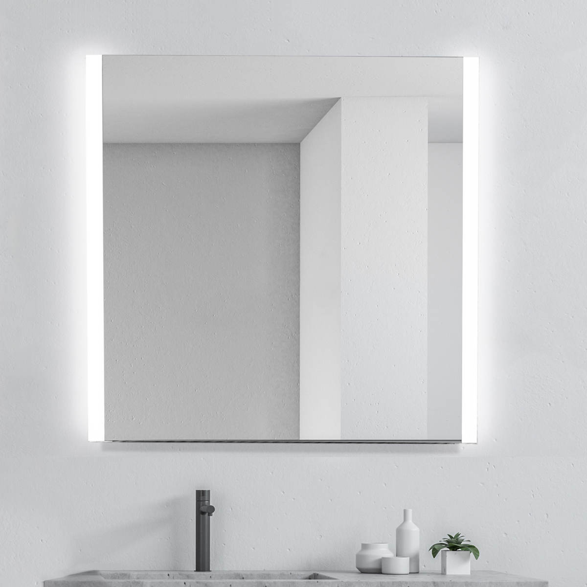 Rio aran Espejo luz LED
